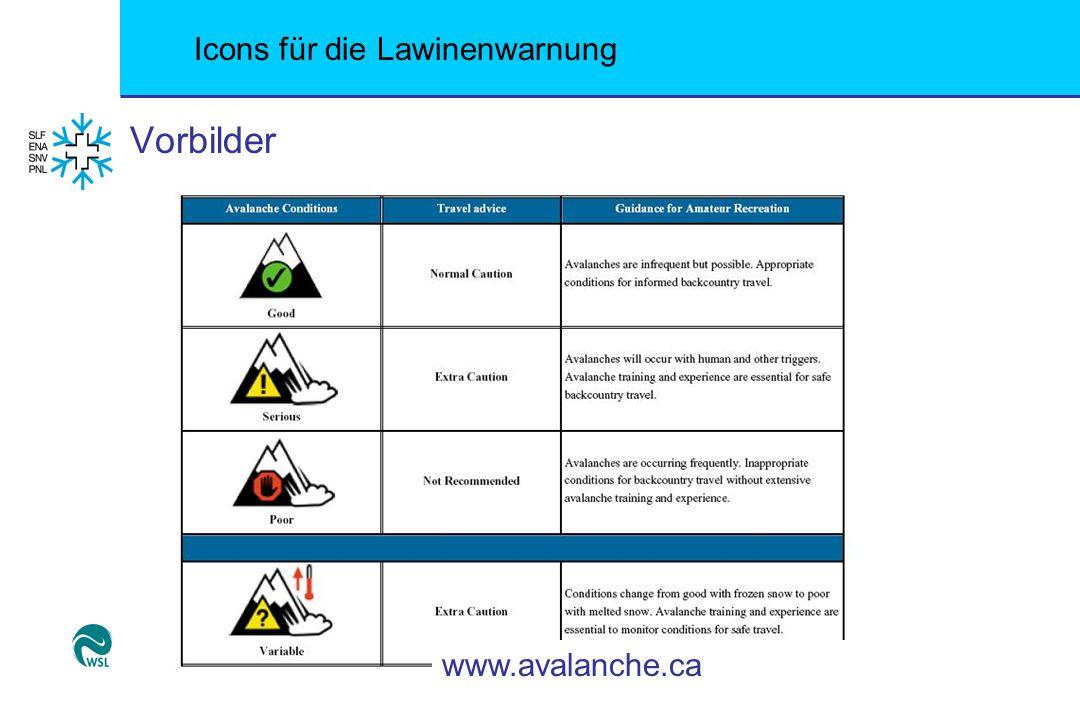 Vorbilder www.avalanche.ca