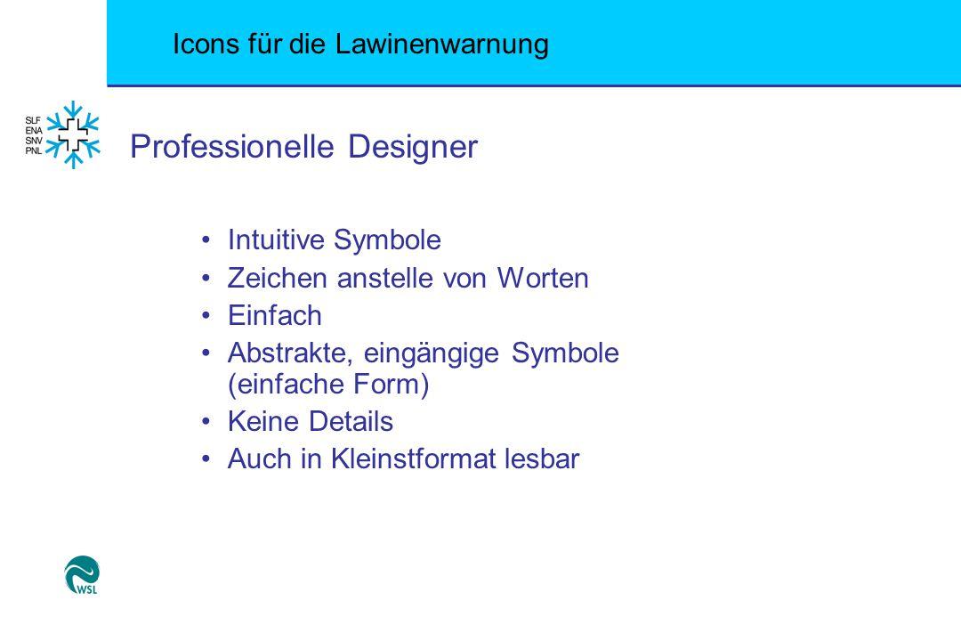 Professionelle Designer