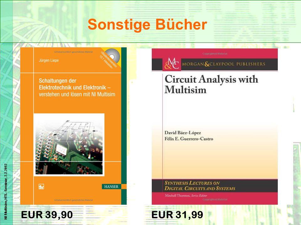 Sonstige Bücher EUR 39,90 EUR 31,99