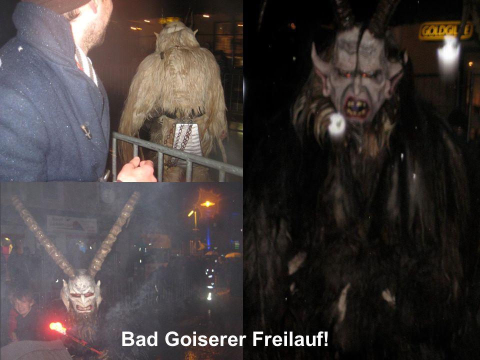 Bad Goiserer Freilauf!