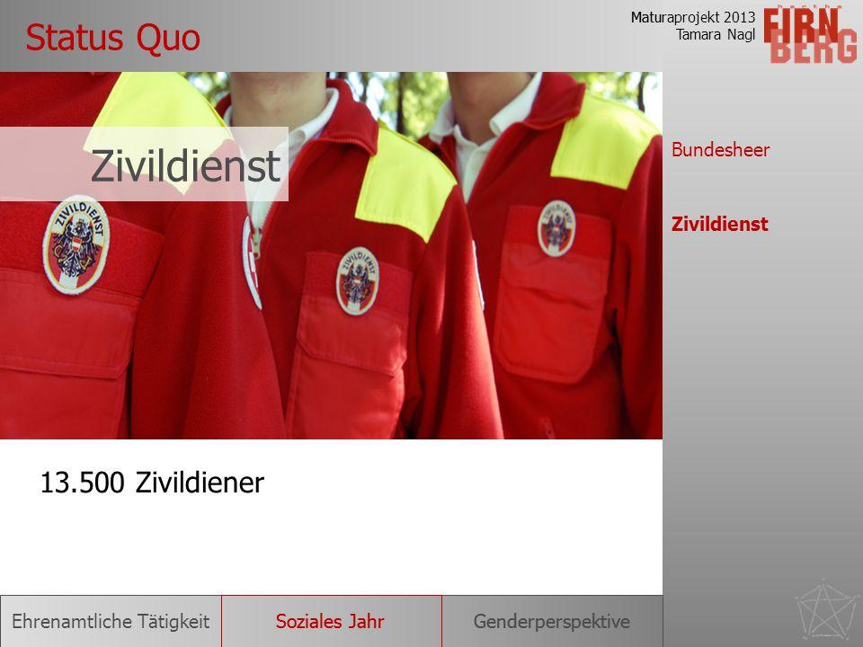 Zivildienst Status Quo 13.500 Zivildiener Bundesheer Zivildienst