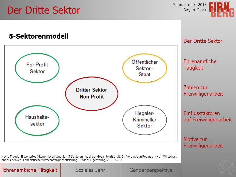 Der Dritte Sektor 5-Sektorenmodell