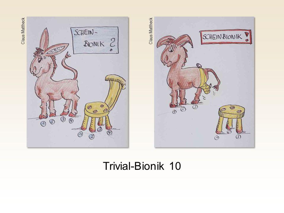 Claus Mattheck Claus Mattheck Trivial-Bionik 10