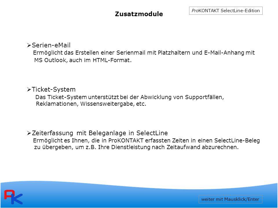 Das Ticket-System unterstützt bei der Abwicklung von Supportfällen,