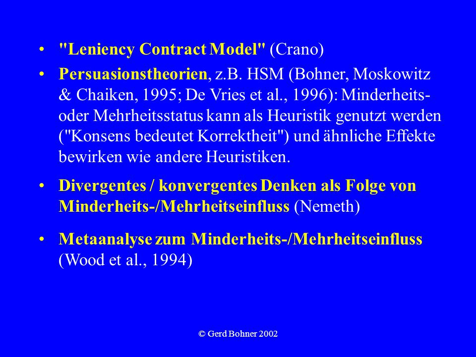 Leniency Contract Model (Crano)
