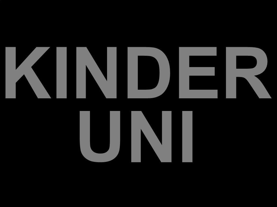 Kinderuni: Sinnestäuschungen, 18. Mai 2005