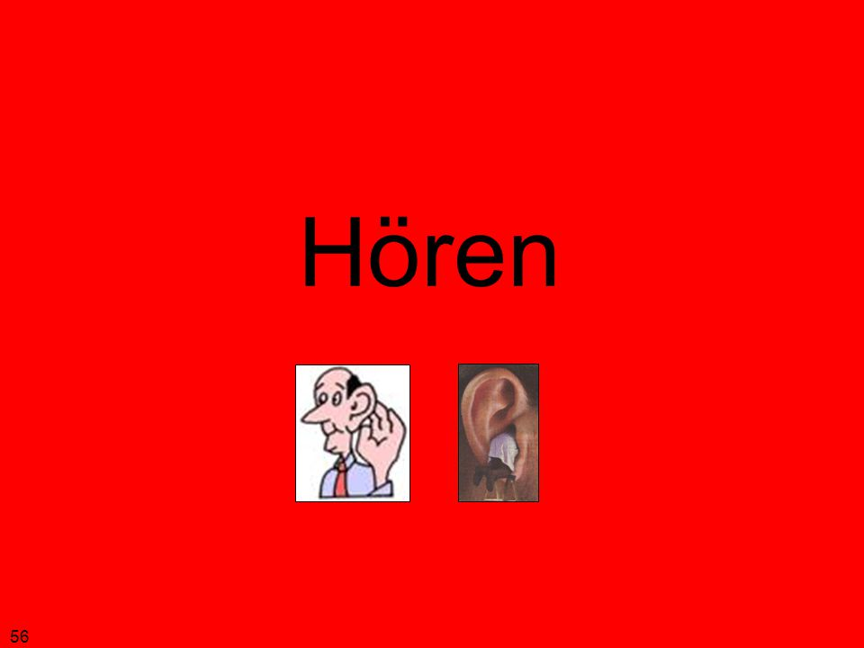 Hören