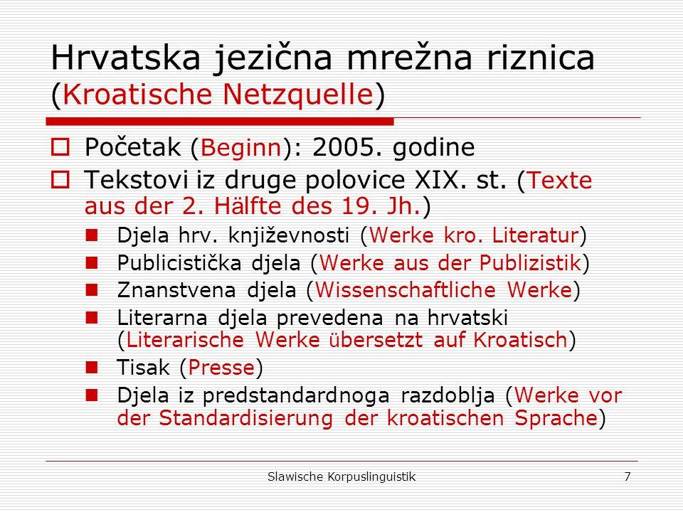 Hrvatska jezična mrežna riznica (Kroatische Netzquelle)