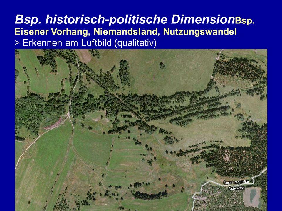 Bsp. historisch-politische DimensionBsp