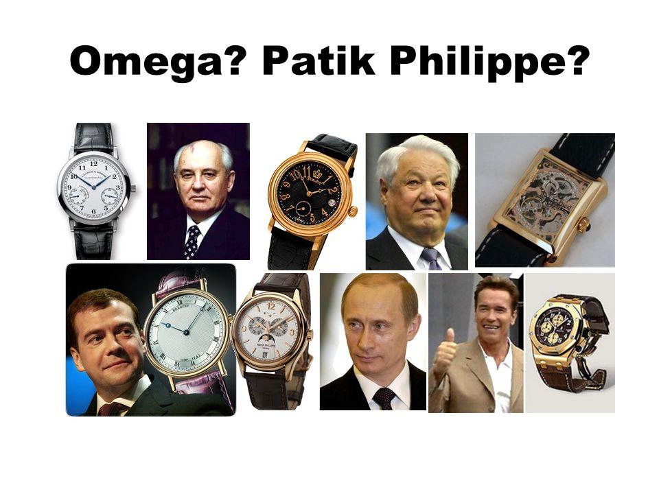 Omega Patik Philippe