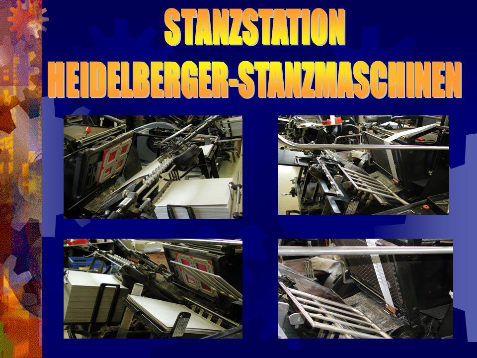 HEIDELBERGER-STANZMASCHINEN