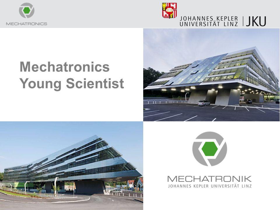 Mechatronics Young Scientist