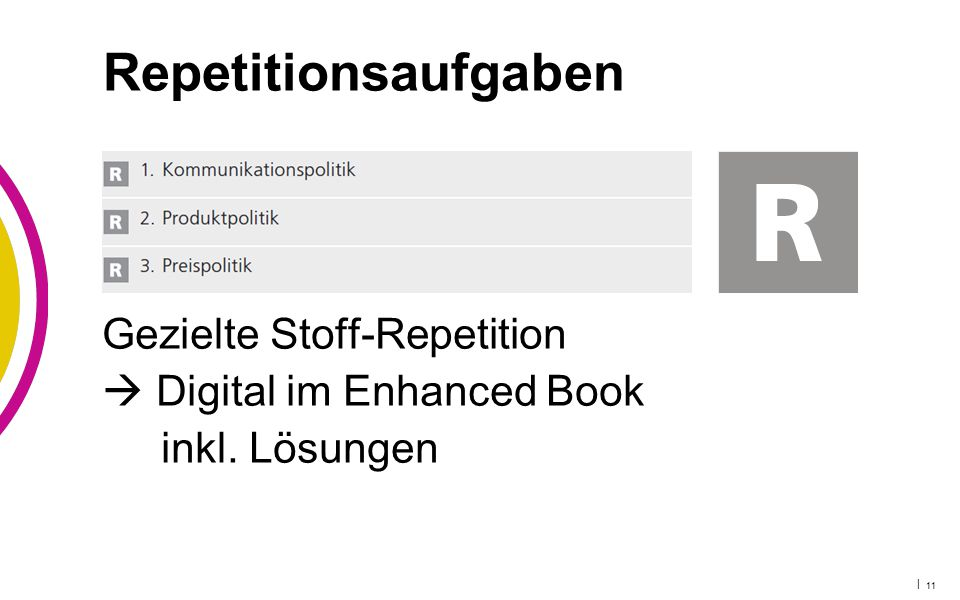 Repetitionsaufgaben Gezielte Stoff-Repetition  Digital im Enhanced Book inkl. Lösungen