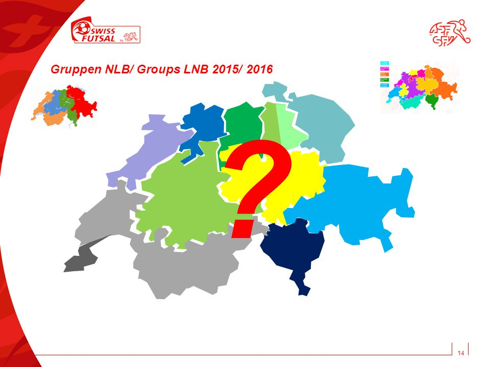 Gruppen NLB/ Groups LNB 2015/ 2016
