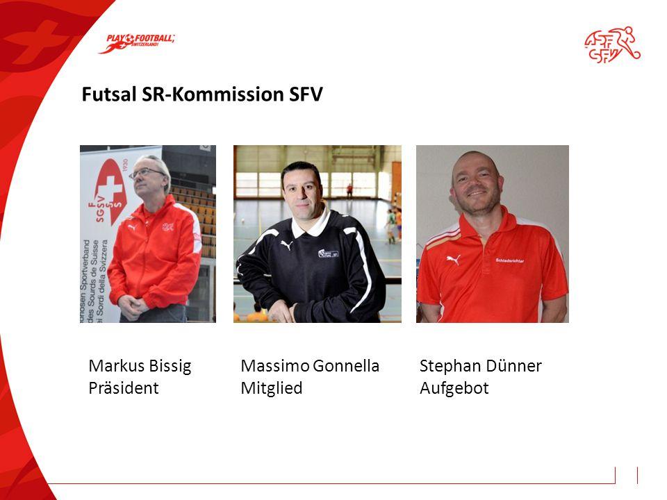 Futsal SR-Kommission SFV