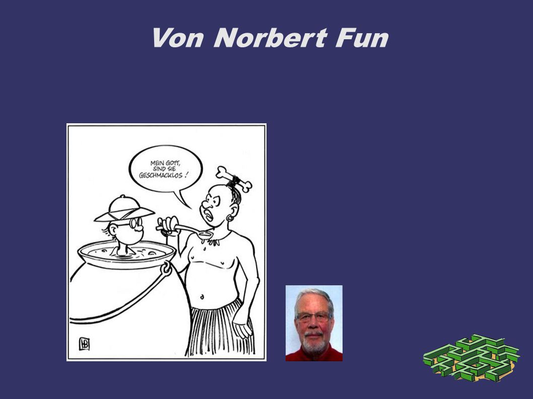 Von Norbert Fun