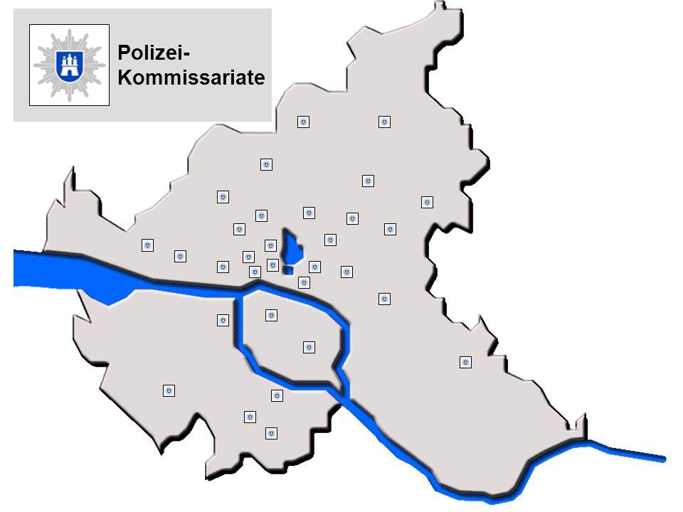 Polizei- Kommissariate