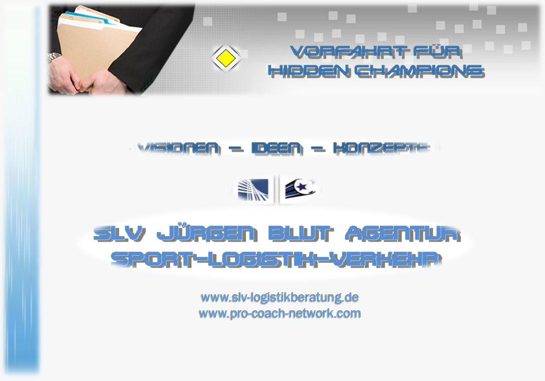 www.slv-logistikberatung.de www.pro-coach-network.com