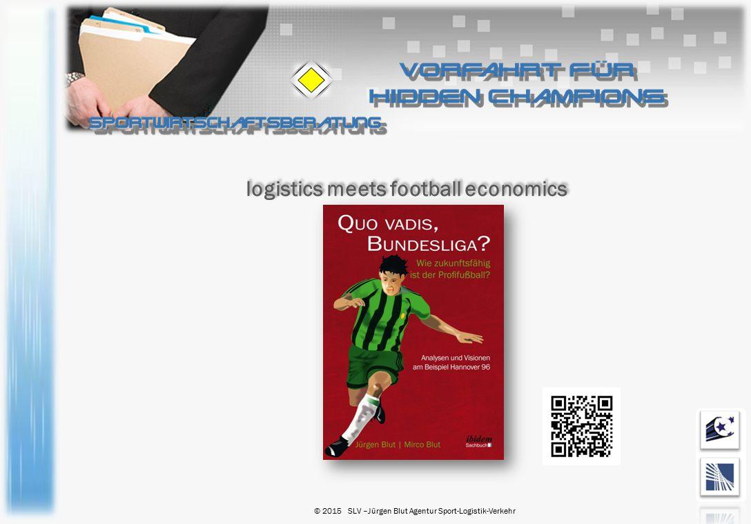 logistics meets football economics