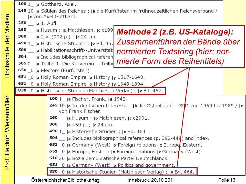 Methode 2 (z.B.