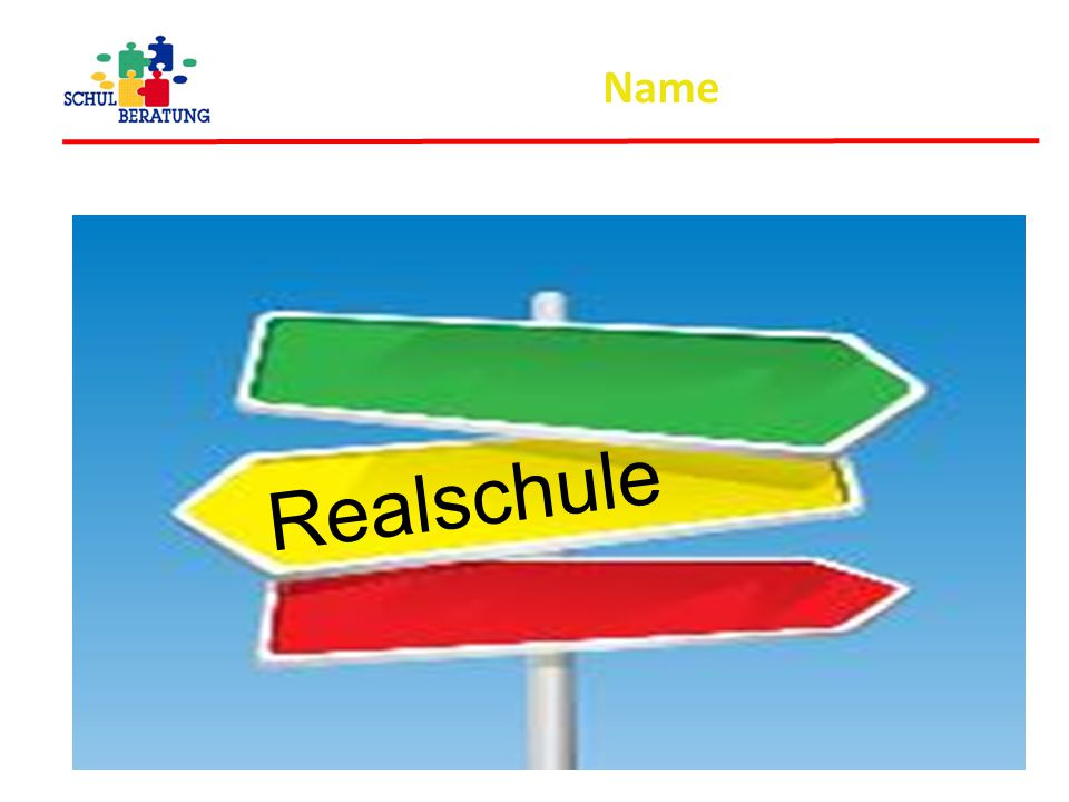 Name Realschule