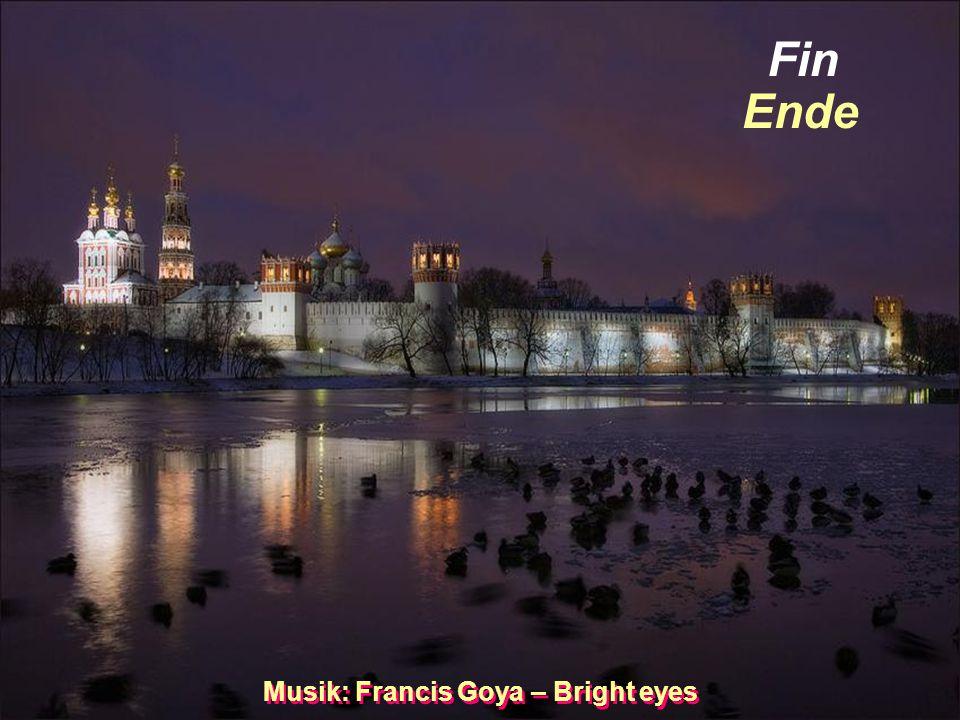 Musik: Francis Goya – Bright eyes