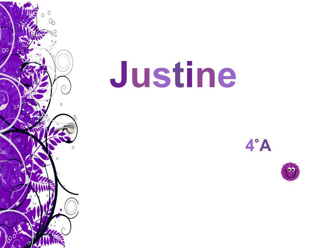 Justine 4°A