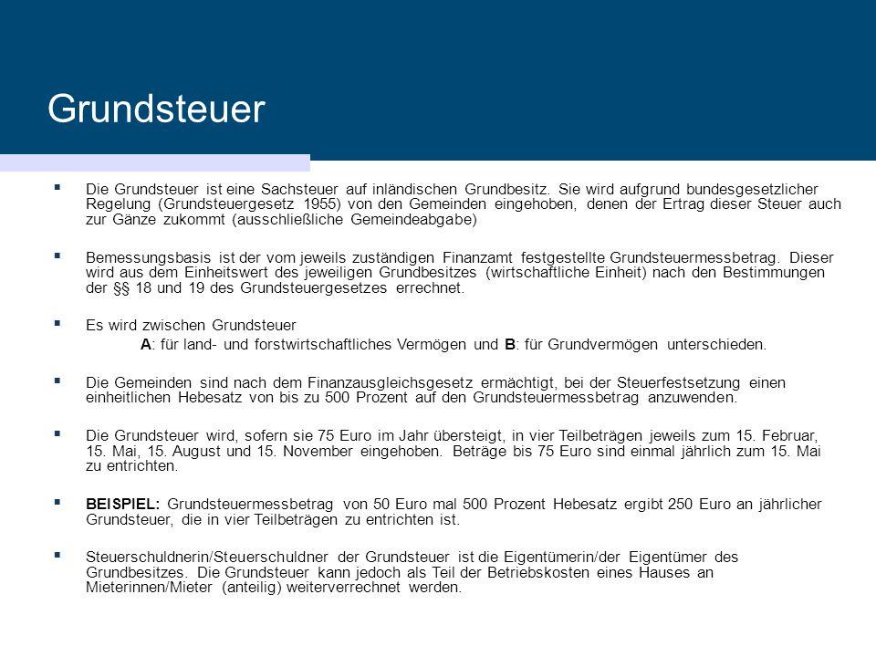 21.01.2015 Grundsteuer.