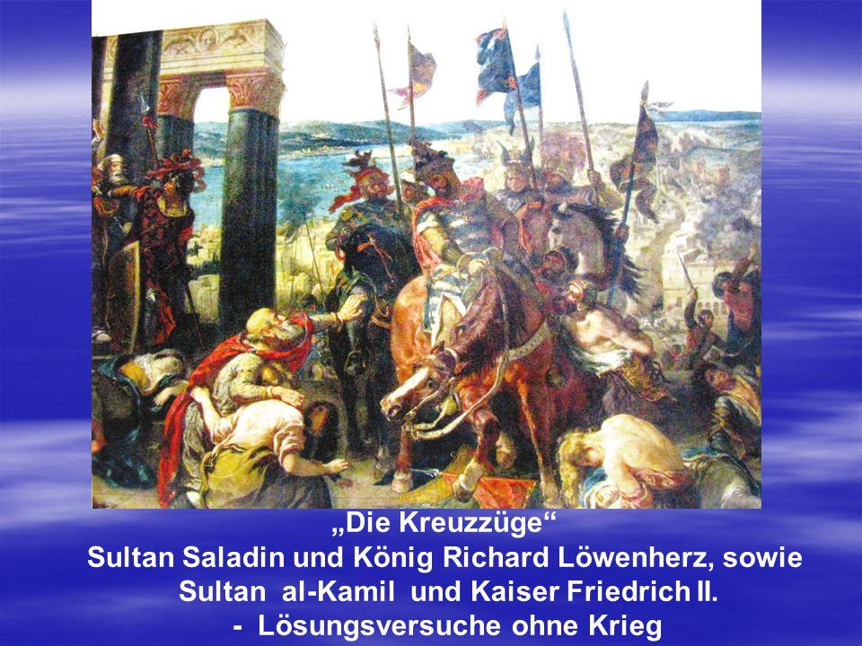 Sultan al-Kamil und Kaiser Friedrich II.