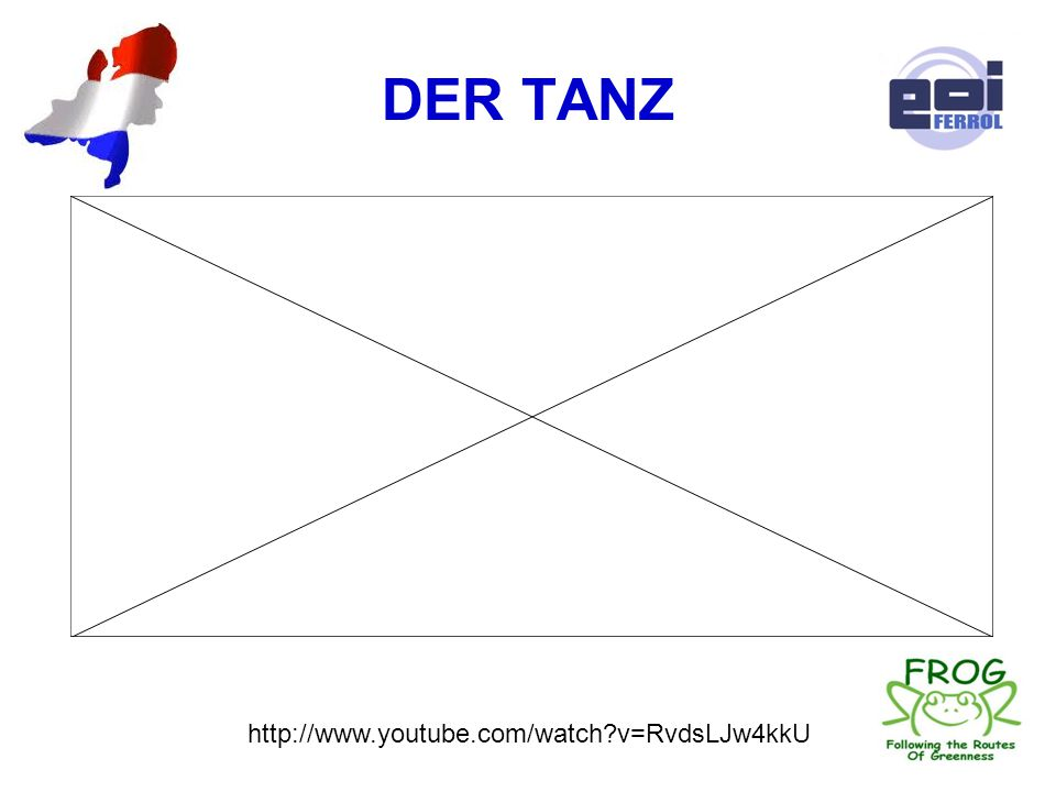 DER TANZ http://www.youtube.com/watch v=RvdsLJw4kkU
