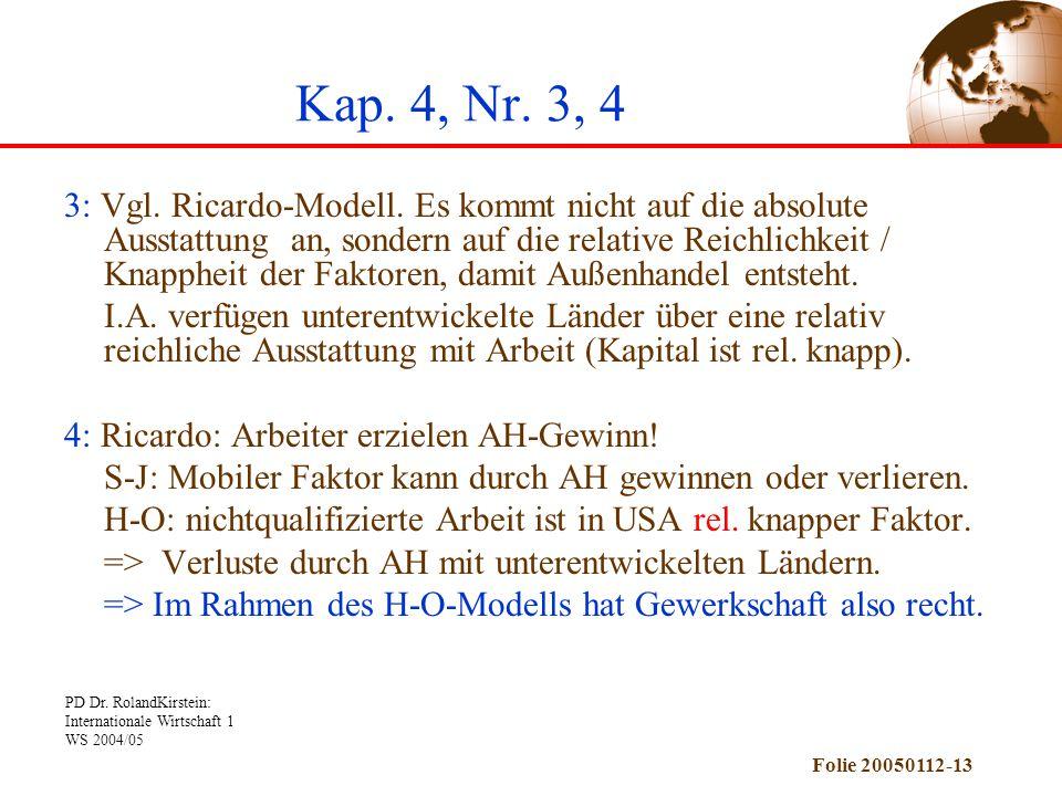 Kap. 4, Nr. 3, 4