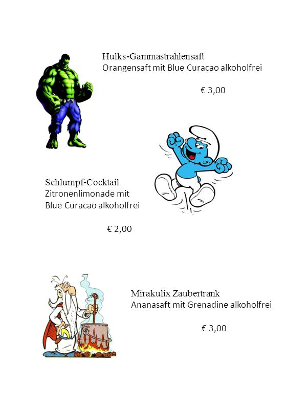 Hulks-Gammastrahlensaft