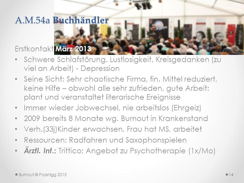 A.M.54a Buchhändler Erstkontakt März 2013