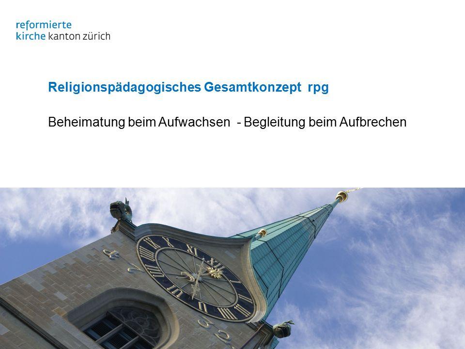 Religionspädagogisches Gesamtkonzept rpg
