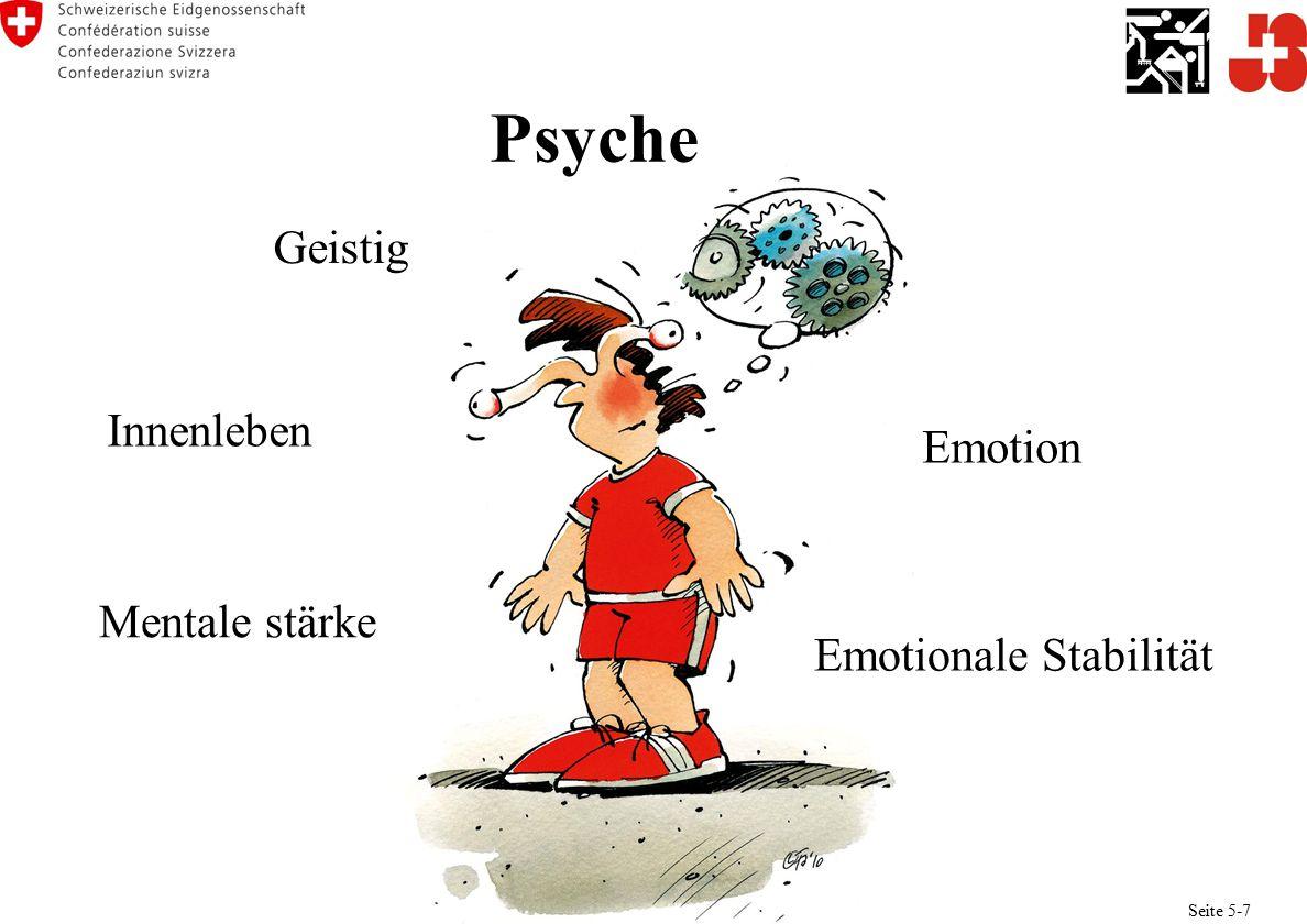 Psyche Geistig Innenleben Emotion Mentale stärke Emotionale Stabilität