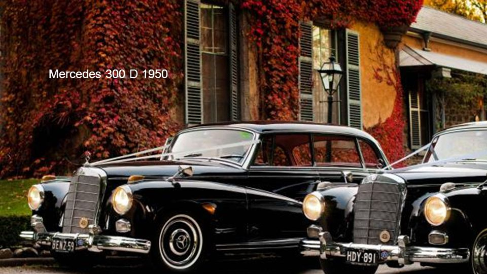 Mercedes 300 D 1950