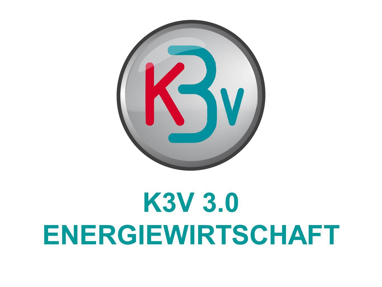 K3V 3.0 ENERGIEWIRTSCHAFT