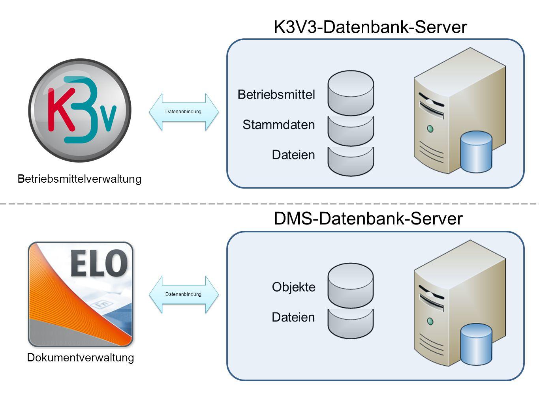 DMS-Datenbank-Server