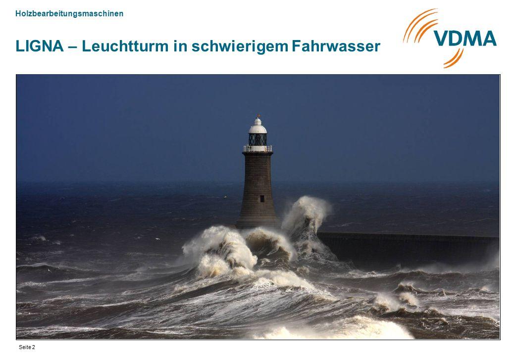 LIGNA – Leuchtturm in schwierigem Fahrwasser