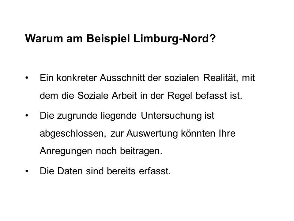 Warum am Beispiel Limburg-Nord
