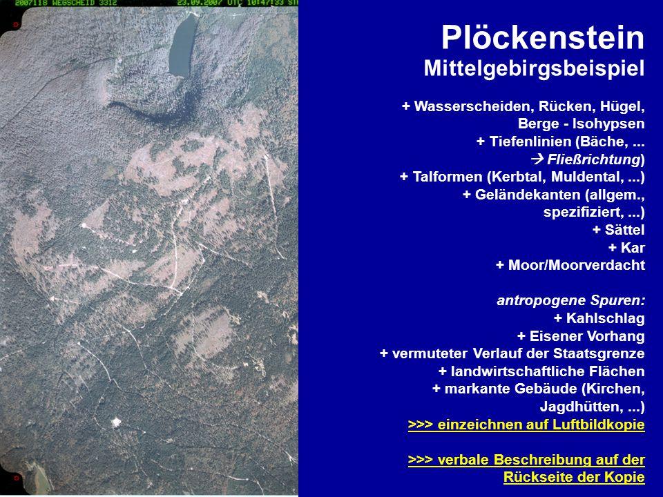 Plöckenstein Mittelgebirgsbeispiel