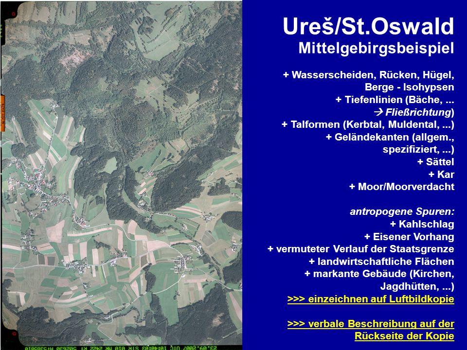 Ureš/St.Oswald Mittelgebirgsbeispiel