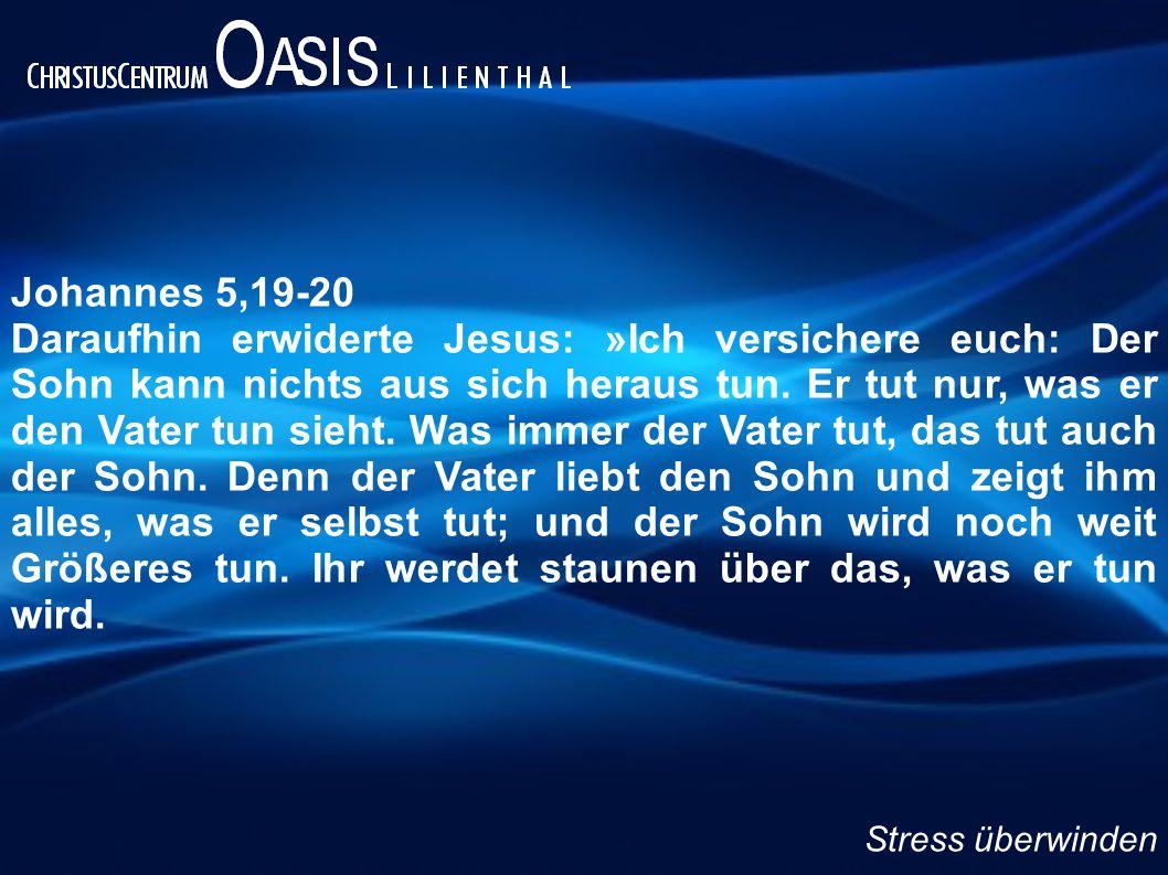 Johannes 5,19-20