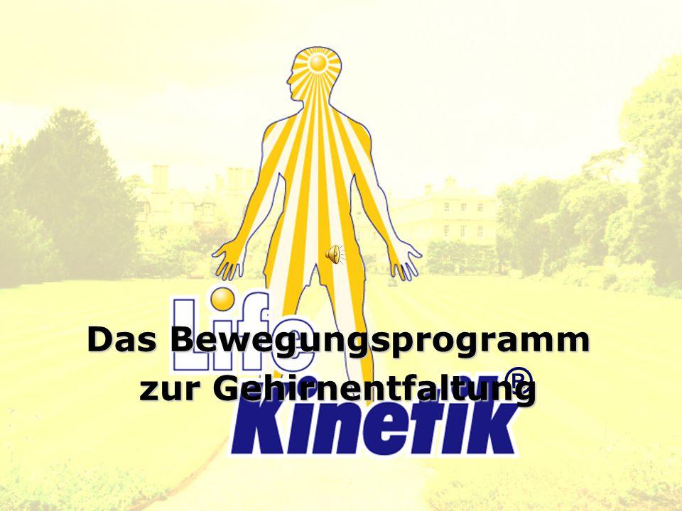Das Bewegungsprogramm