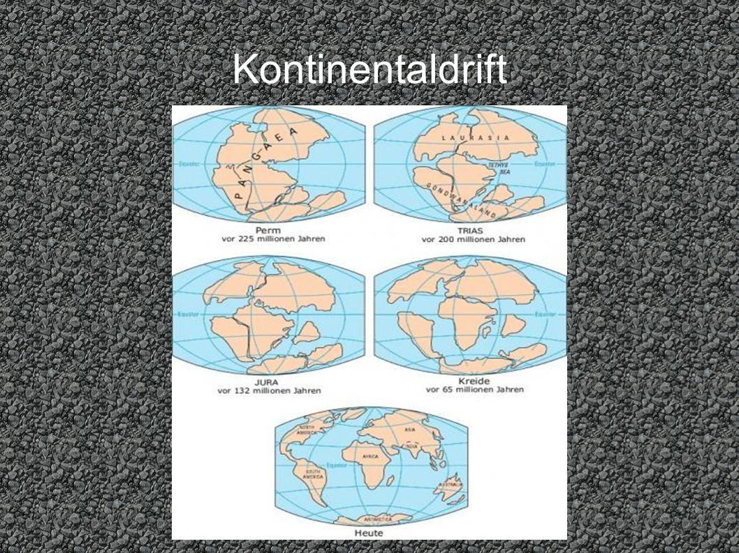 Kontinentaldrift