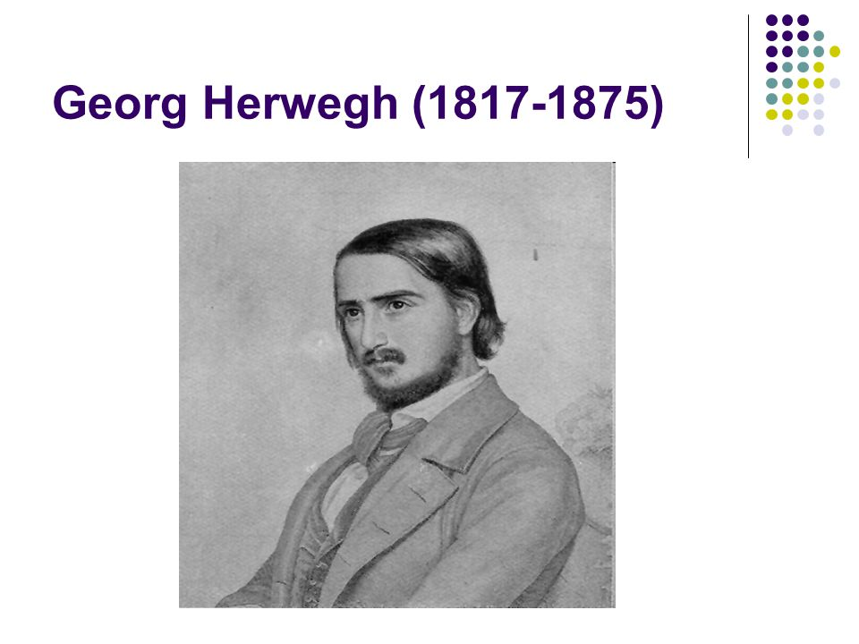 Georg Herwegh (1817-1875)