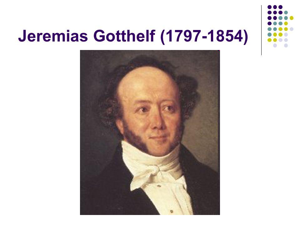 Jeremias Gotthelf (1797-1854)