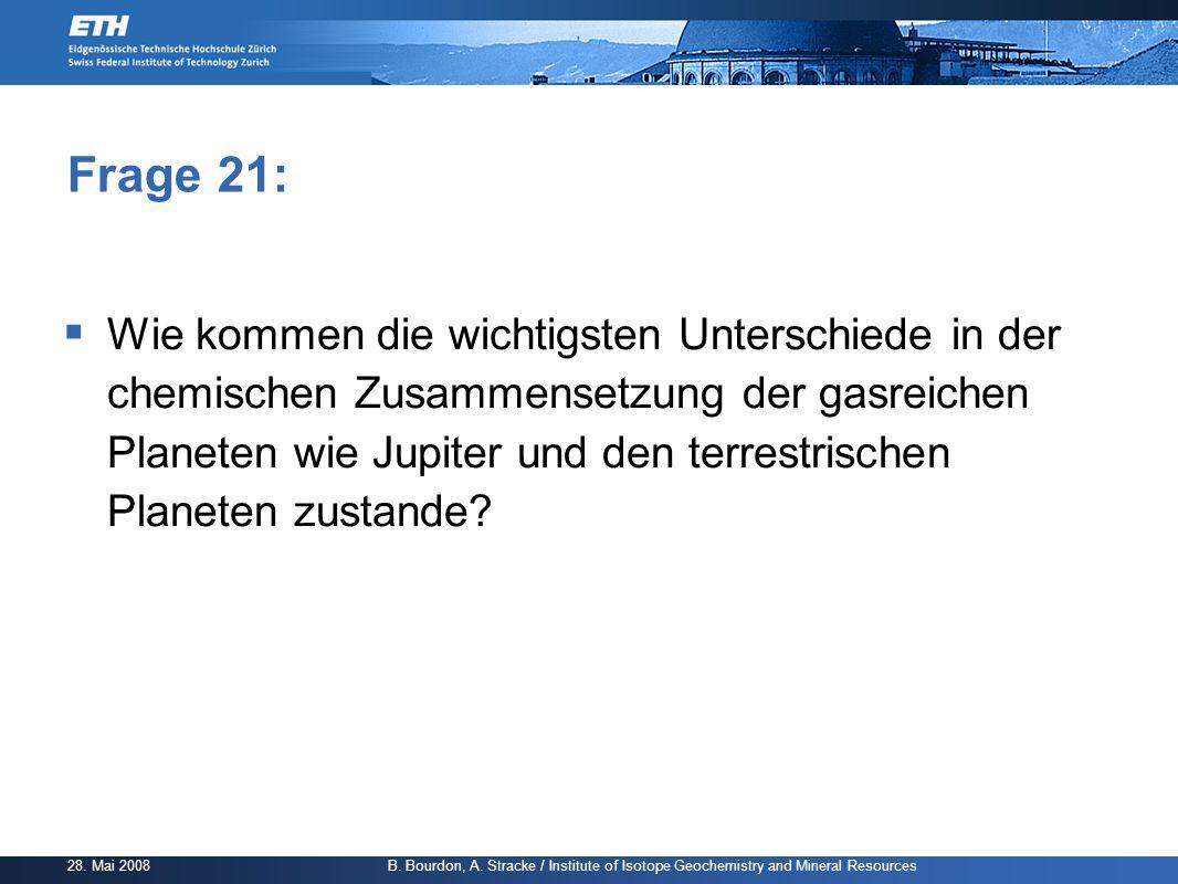 Frage 21: