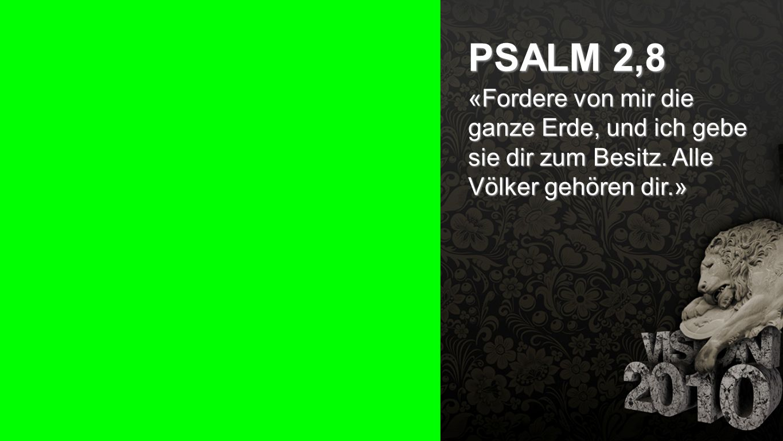 PSALM 2,8 Seiteneinblender