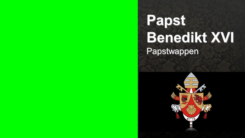 Benedikt XVI Papstwappen